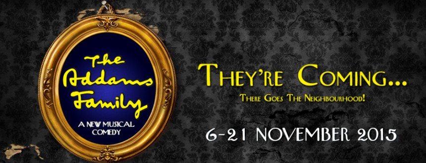 CAST ANNOUNCEMENT – THE ADDAMS FAMILY