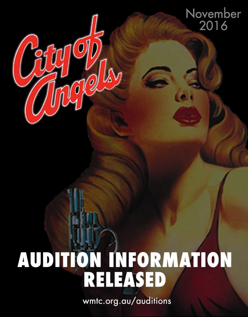 AUDITIONS – City of Angels