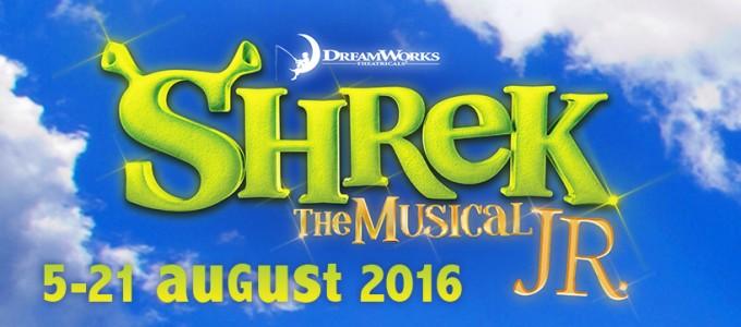 SHREK Jr – August 2016