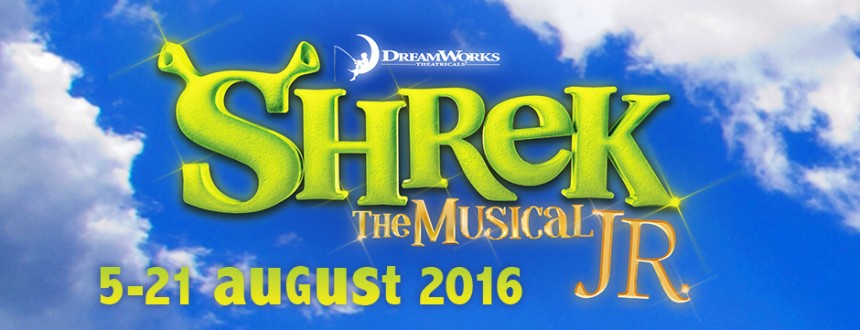 2016 Junior Production Announcement – SHREK Jr