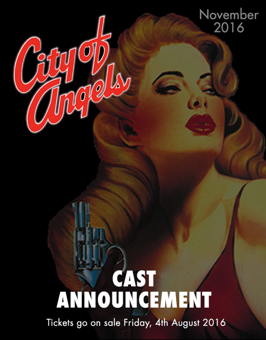 CAST ANNOUNCEMENT – City of Angels