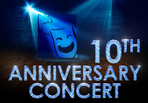 10th Anniversary Concert – CAST ANNOUNCEMENT