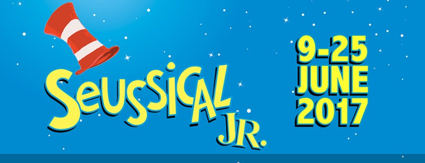 EXTRA SHOW – SEUSSICAL JR – SATURDAY 24TH JUNE AT 1.00PM