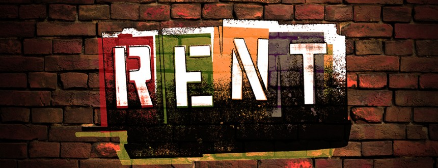 EXTRA SHOW – RENT, The Musical – Wednesday 22nd November at 8.00pm