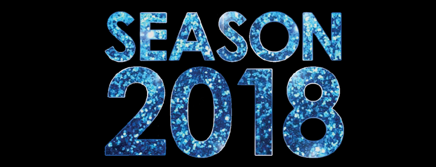 2018 SEASON ANNOUNCEMENT