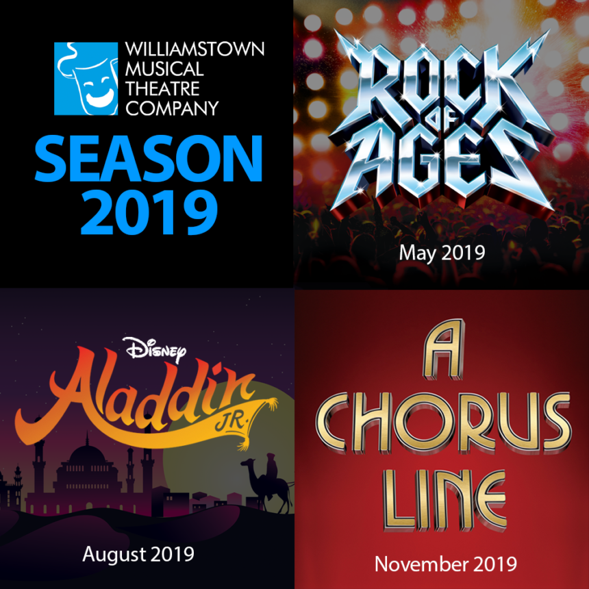 2019 SEASON ANNOUNCEMENT & SUBSCRIPTIONS RELEASED!