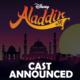 ALADDIN JUNIOR – Cast Announced