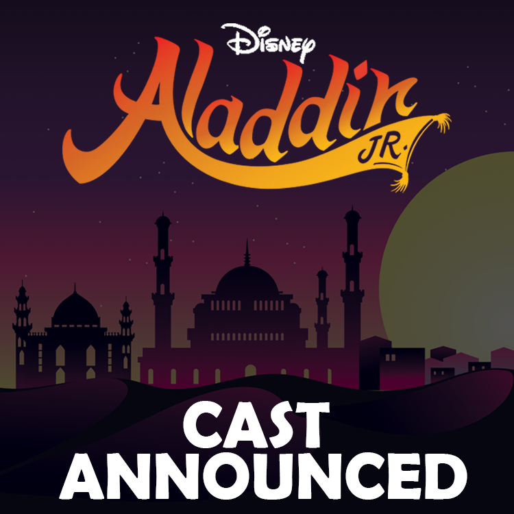 ALADDIN JUNIOR – Cast Announced