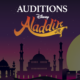 Aladdin Jr – Audition Information Released
