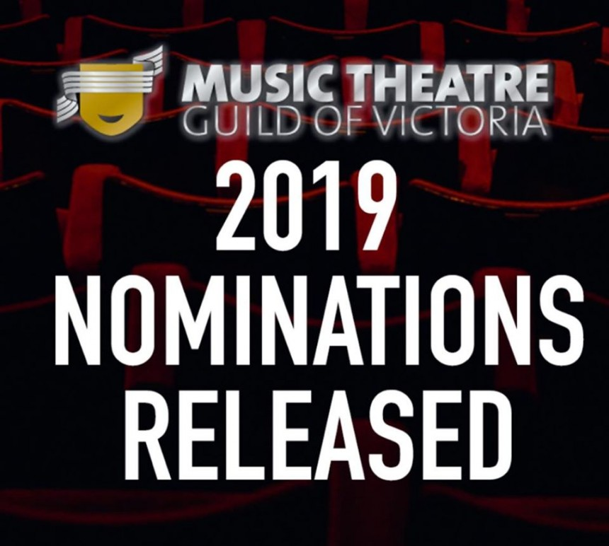 2019 Music Theatre Guild Nominations