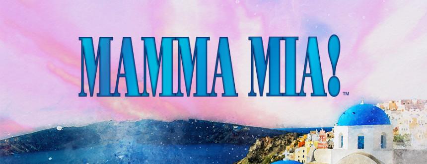 MAMMA MIA! – Auditions 2021